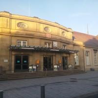 Der Bahnhof Coburg bedarf dringend einer Neugestaltung.