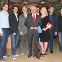 Die SPD in Stadt und Land und unsere Landtagskandidaten stehen hinter Martin Lücke.